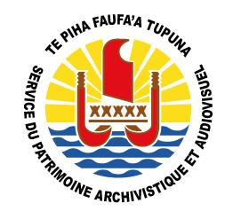 Le Service du Patrimoine Archivistique Audiovisuel